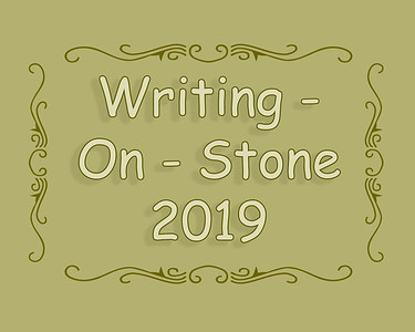 Writing On Stone 2019