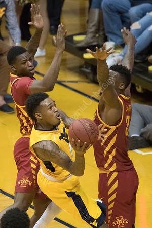 34315 Men's Basketball vs Iowa State February 2018