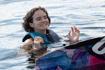 Wakeboarding - Hannah