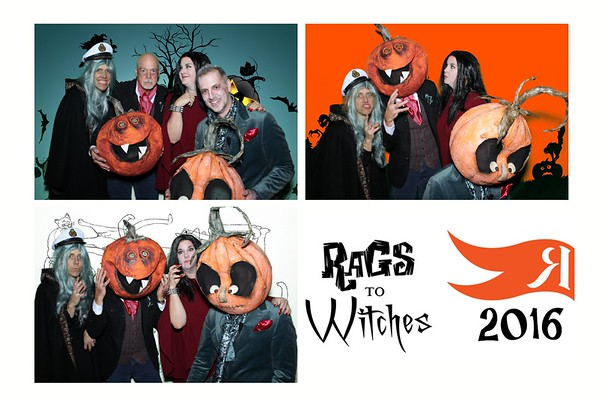 Rags To Witches - October 23, 2016