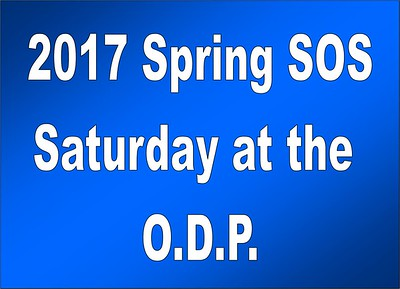 2017 Spring SOS - Saturday at the ODP