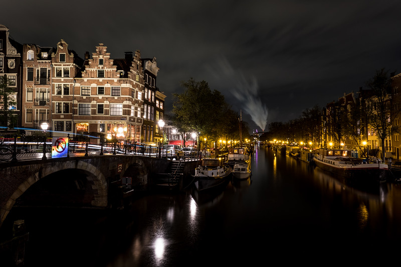 Night Photography Tour (with Chris Page of Amsterdam Photo Safari)