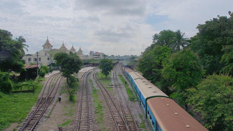 The Yangon Circular Railway