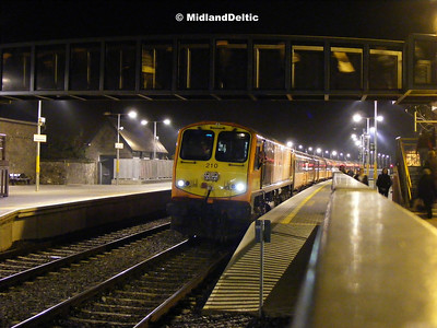 Portarlington (Rail), 04-11-2008