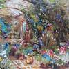 City Patio III-Carney, AEPAG, 40x40 GICLEE canvas
