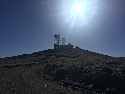 Telescope Peak and Rodgers Peak