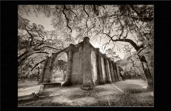 Old Sheldon Church NC