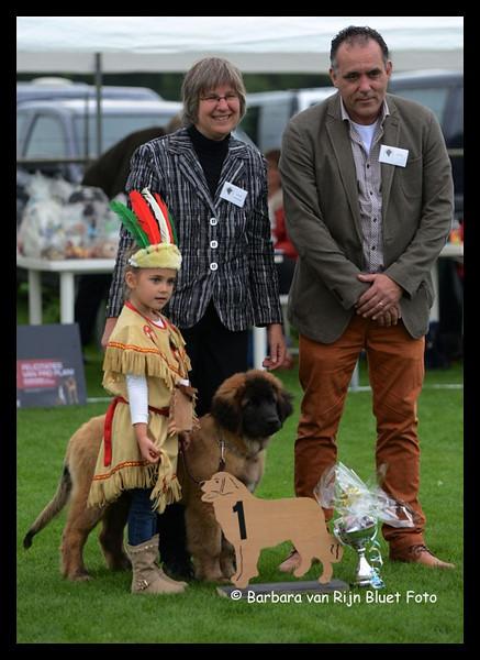 Kind Hond Show