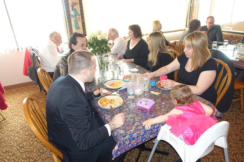 Dad's Memorial Meal