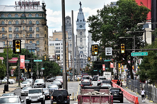 Philly Murals & City Tour 2018