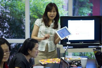 CSD Summer iPad Training 7/14/2012