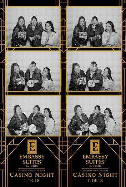 Embassy Suites Holiday Party (01/18/18)