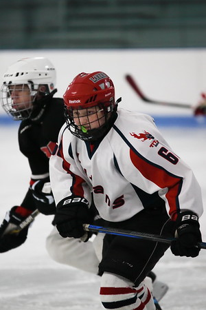 PYH Bantam B2 vs Milton - Dec 3