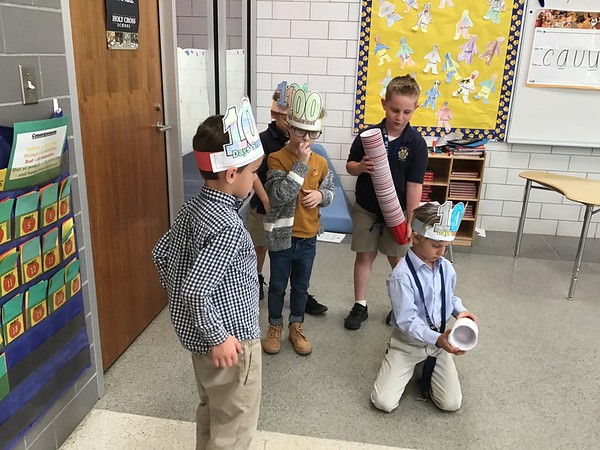 Primary 100th Day