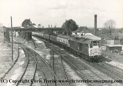 Railway Photos Undated