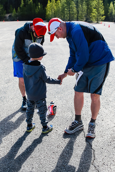 Leadville half marathon