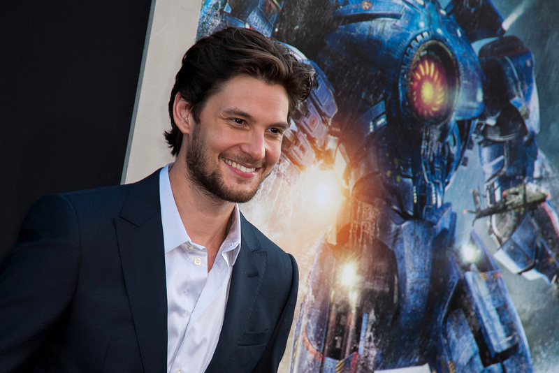 HOLLYWOOD, CA - JULY 09: Actor Ben Barnes arrives at the premiere of Warner Bros. Pictures' and Legendary Pictures' 'Pacific Rim' at Dolby Theatre on Tuesday, July 9, 2013 in Hollywood, California. (Photo by Tom Sorensen/Moovieboy Pictures)