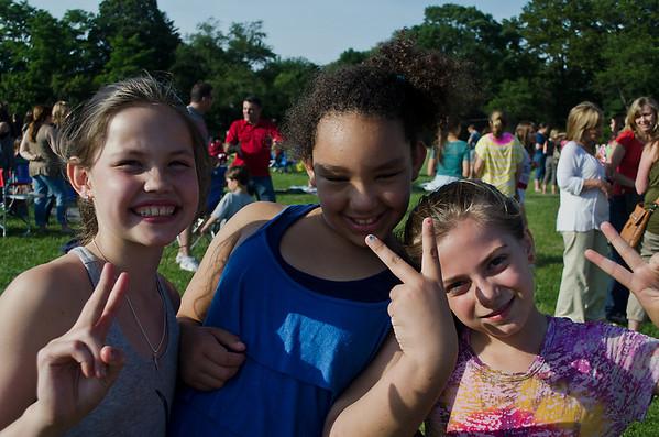 School Picnic: June 2012