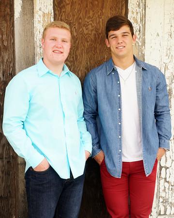 Casey & Tanner