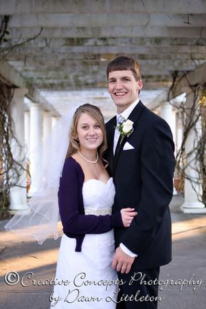 Jessie and Chris Sufczynski Wedding January 18th, 2014