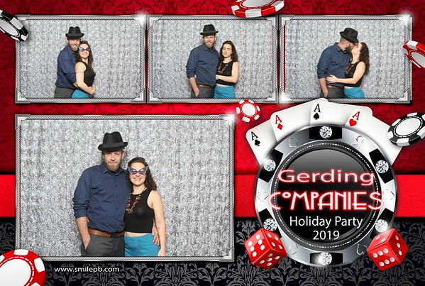 Gerding Companies Holiday Party 2019