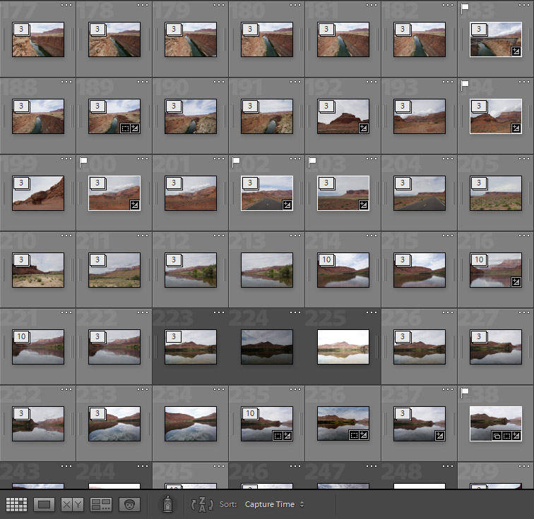 Lightroom Tutorial: Final Auto-Stack