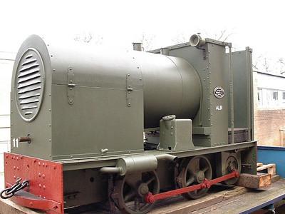 Abbey Light Railway