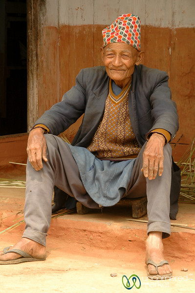 Taking a Rest - Sikkim