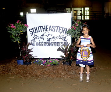 SOUTHEASTERN NC WALKING AND RACKING HORSE SHOW