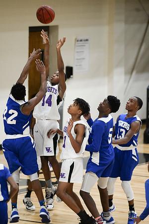 January 16, 2020 - ULMS Boys Basketball
