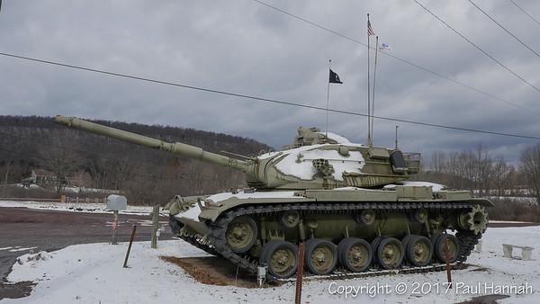 VFW Post 6615 – White Haven, PA – M60A3