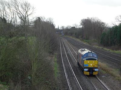 Cathiron, Cossington, Spondon & Derby (29-01-2016)