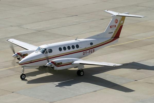 OY-PEB - Beech 200 Super King Air