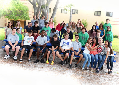 St. Jude's 8th Grade Class Photos 2012