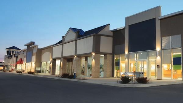 Grossman Development retail 051221