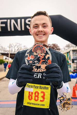 Finish   Marathon