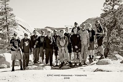 EPIC HIKE - YOSEMITE