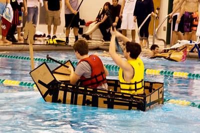 2012 North Boat Races