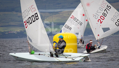 UK Laser Championships 2019 (Friday 2nd August 2019) PART 1
