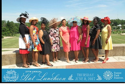 Forest Park Forever Hat Luncheon