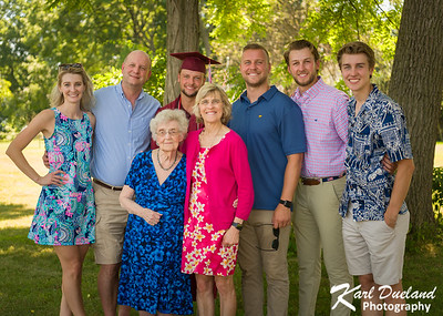 Rockey Graduations