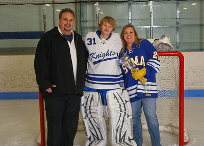 Parents Night STMA Hockey12-6-12