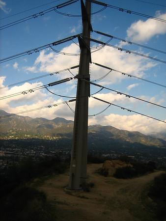 Viper Trail to Mt Verdugo 1-25-09