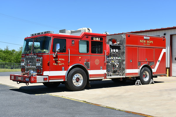 Company 18 - New Hope Fire and Rescue