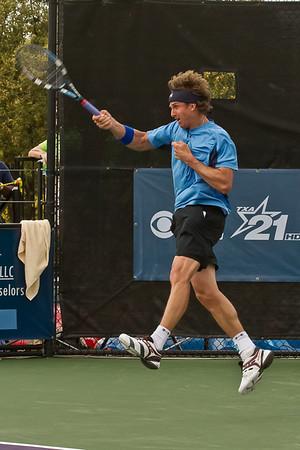 2012 Dallas Tennis Classic Semi's Saturday