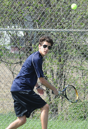 Oberlin vs Vermilion tennis