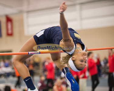 High Jump - 2012 WHAC Indoor Finals
