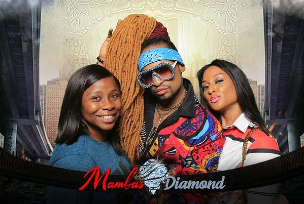 Mamba's Diamond The Movie