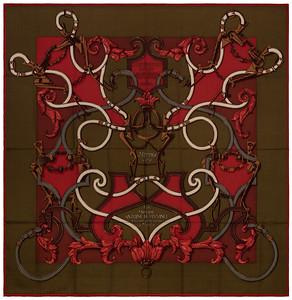 Instruction du Roy - CS140 - Kaki Rouge Bordeaux - NWSTS - 1602231512