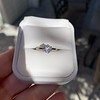 .61ct Old European Cut Diamond Vintage Solitaire, by Tiffany & Co  GIA F VS2 13